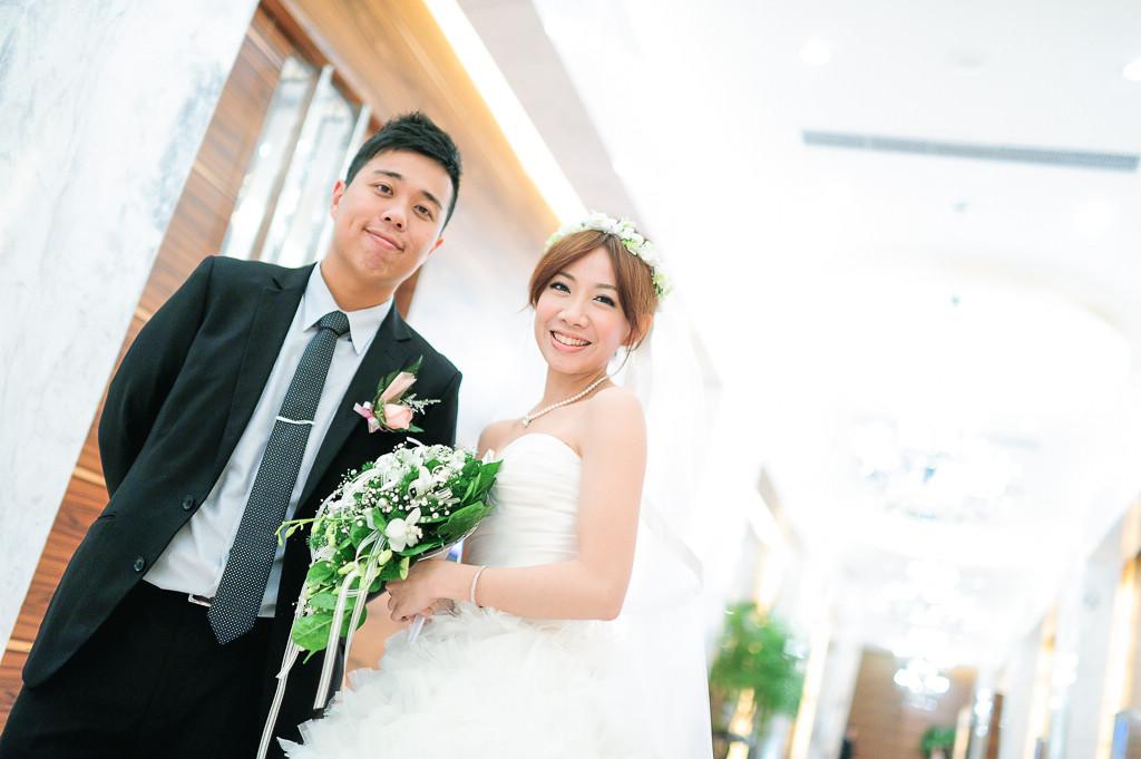 婚攝ED-婚禮紀錄-台北大直典華婚宴會館