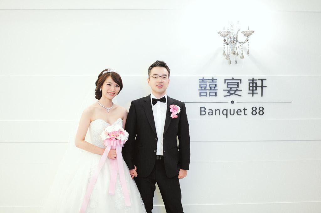 婚攝ED-婚禮紀錄-囍宴軒